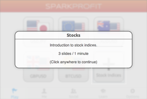 Stock Index Tutorial