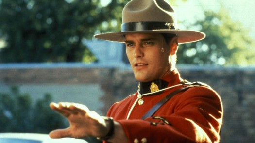 Cute mountie